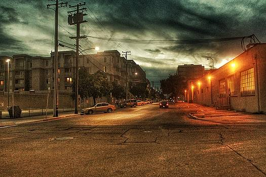 Amber 4th street by Philip Hennen