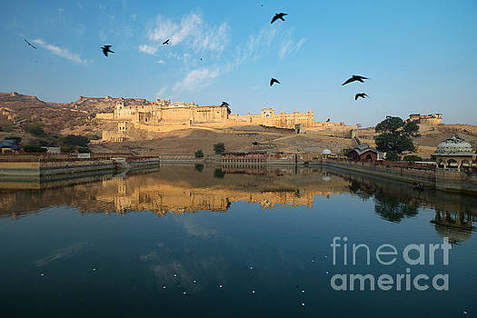 Amber Fort  by Yew Kwang