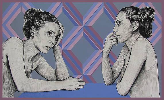 Ambiface 4 by Jovana Kolic