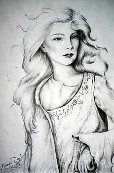 Ambrosia by Georgia's Art Brush