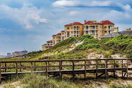 Amelia Island, Florida by Richard Goldman