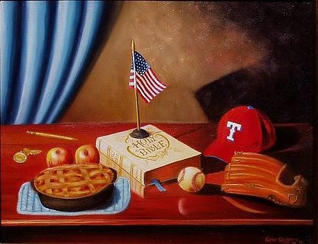 America after school by Gene Gregory
