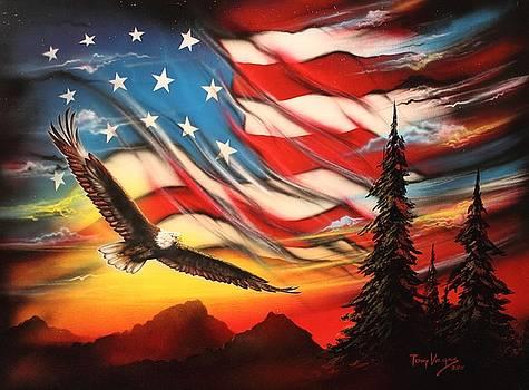 America by Tony Vegas