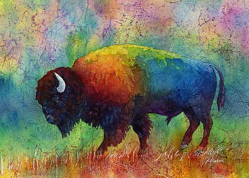 Hailey E Herrera - American Buffalo 6