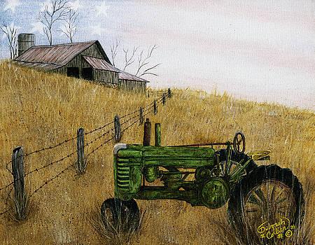 American Deere by Deborah Collier