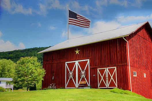 American Dream by Sharon Batdorf
