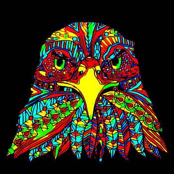 American Eagle by Ayasha Loya