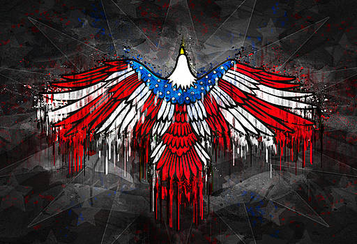 American Eagle of Freedom by Ray Van Gundy