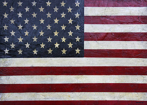 American Flag by Doug Norton
