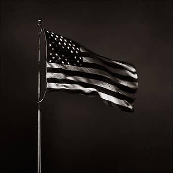 American Flag by Jason Kittelberger