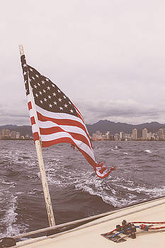 MARVIN JIMENEZ - American Flag