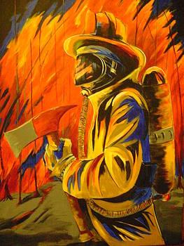 American Hero by Barbara Sudik