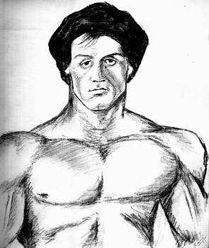 American Hero by Salman Ravish