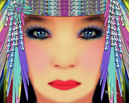 American Indian Princes #051 by Barbara Tristan