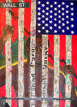 American Just Us - PX5 by Melvin Robinson