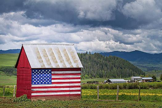 American Landscape by Wesley Aston