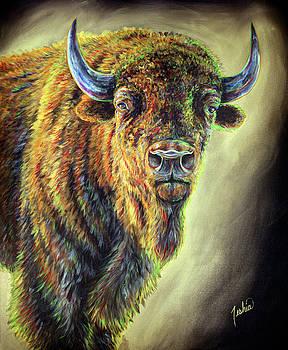 American Legend  by Teshia Art