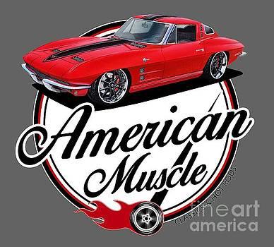 American Muscle by Paul Kuras