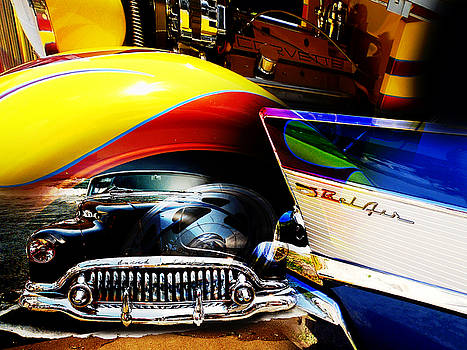 American Muscle by Phil Bishop