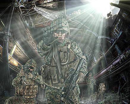 American Patriots by Mark Allen