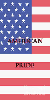 American Pride by Judy Hall-Folde