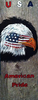 American Pride Tile by Dale Carr
