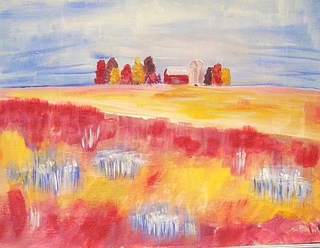 American Riceland by Belinda Lawson