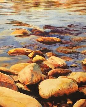 American River Gems by Deborah Plath