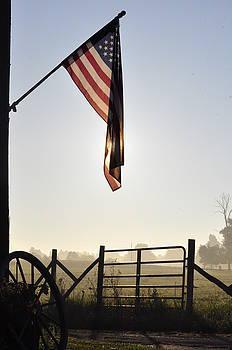 American Sunrise by Amanda Wurtman