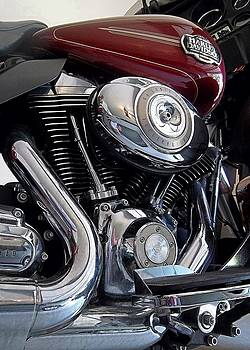 American V-Twin by David Manlove
