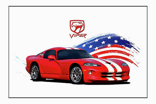 American Viper by Peter Chilelli