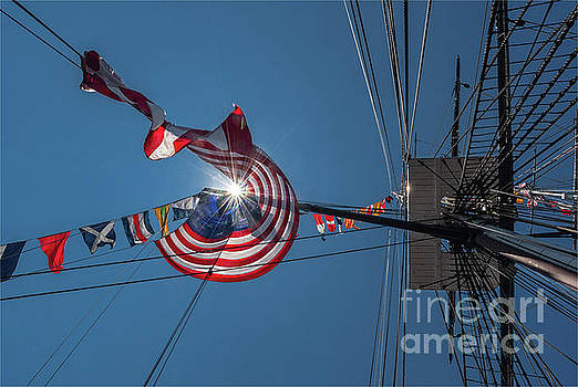 Americas Ship of State by Scott Thorp