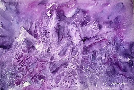 Amethyst by Bette Orr