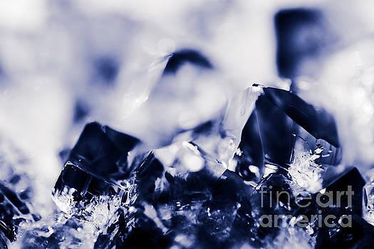 Amethyst Blue Jewel Tones by Sharon Mau