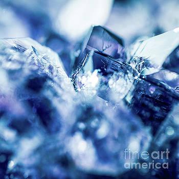 Amethyst Blue by Sharon Mau