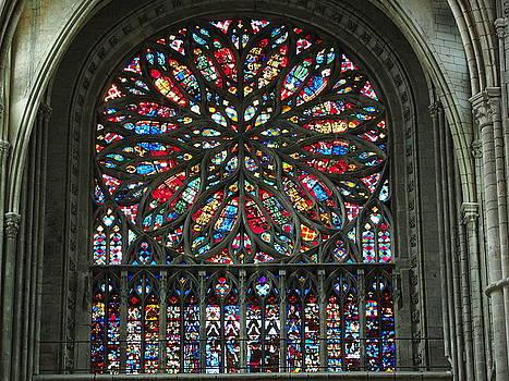 Alf van Beem - Amiens Cathedral