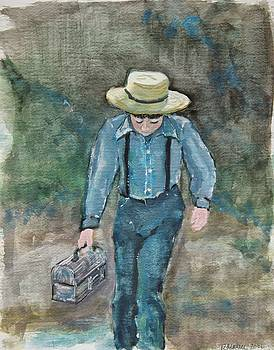 Amish Boy by Ruth Mabee