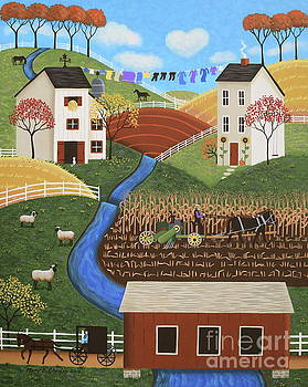 Amish Country by Mary Charles