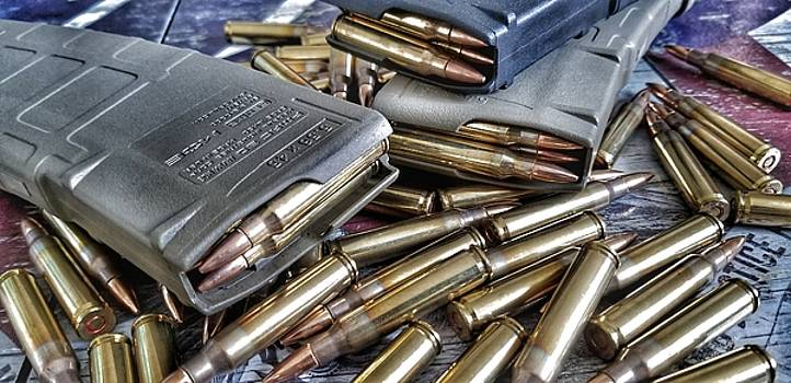 Ammo and PMAG by Brad Walters