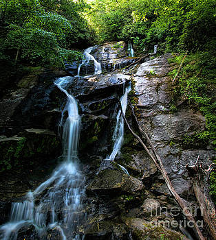 Barbara Bowen - Ammon Creek Falls