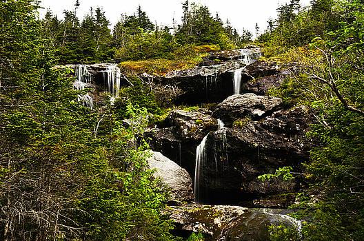 Ammonoosuc Falls by Rockybranch Dreams