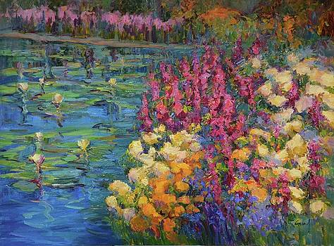 Among The Lilies by Diane Leonard