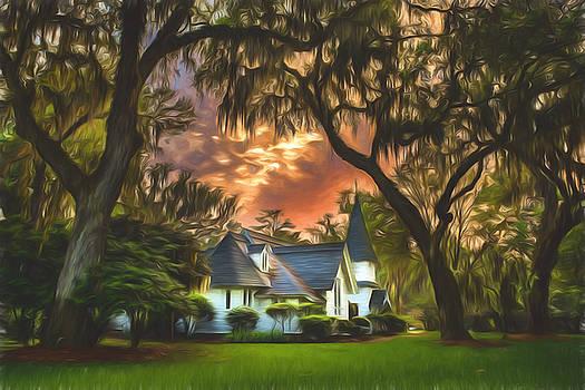 Chris Bordeleau - Amongst Mighty Oaks - Artistic