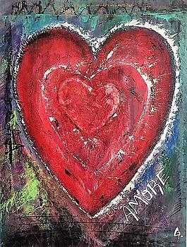 Amore by Maria Iurescia