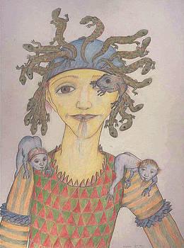 Amphibia-Medusa by Bert Menco