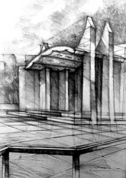 Amphitheater by Dariusz Kronowski