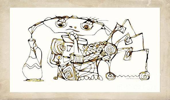 Marek Lutek - Amphora 3964