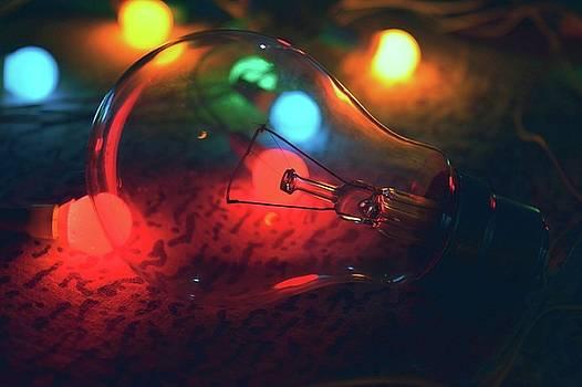 Ampoule by Vincent Marguerit
