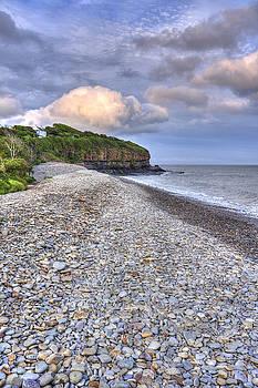 Amroth Beach by Hazy Apple