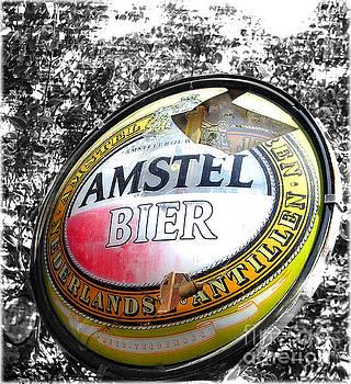 Amstel Bier  by Steven Digman